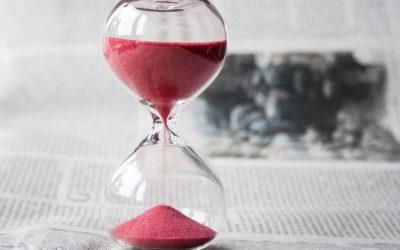 Een deadline is een pré voor een succesvol project